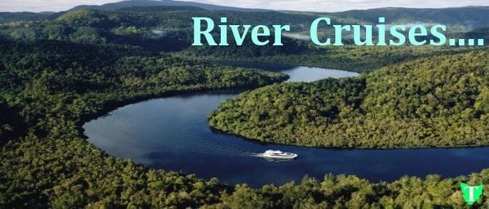River Cruise Tas Tours Tasmania Australia Gordon River Cruise