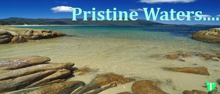 Pristine Waters Tas Tours Tasmania Australia